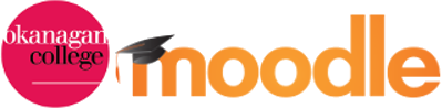 Logo of Okanagan College Moodle